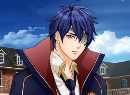 [Soluzione] Shall we date? Wizardess heart+ Yukiya Reizen